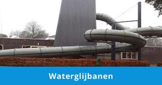 waterglijbanen