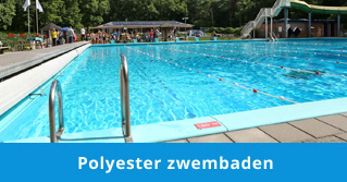 polyester-zwembaden
